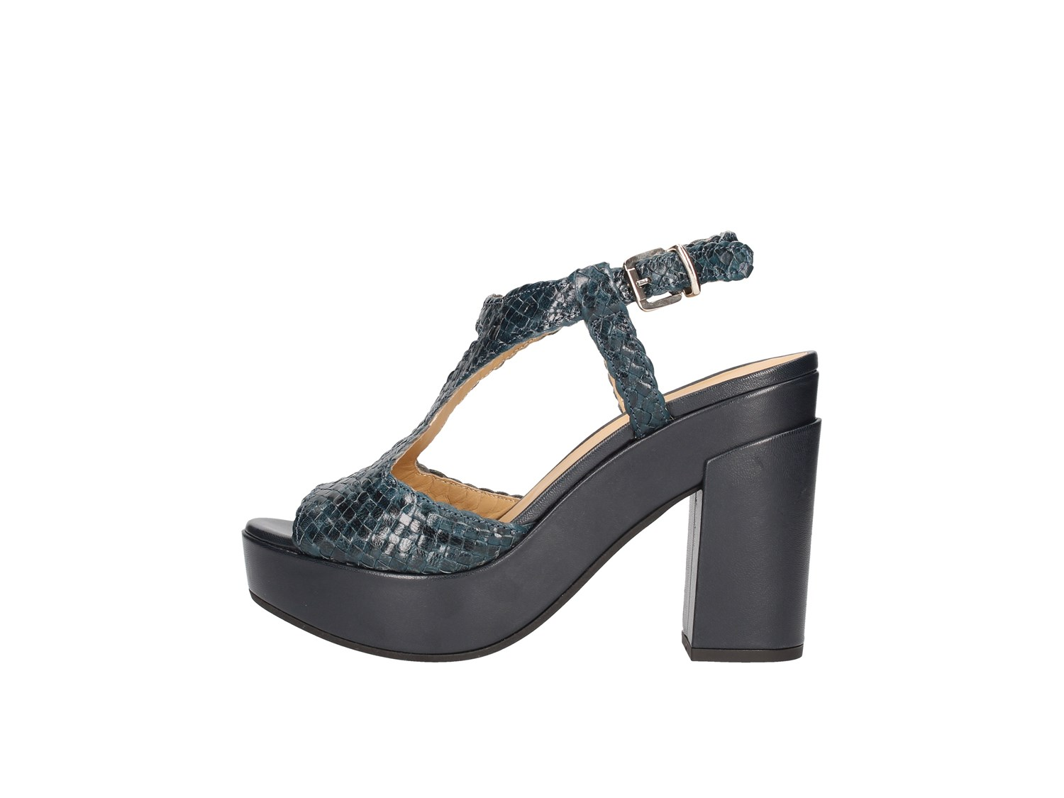 Lazzari Felici 2754 Blue Shoes Women Sandal