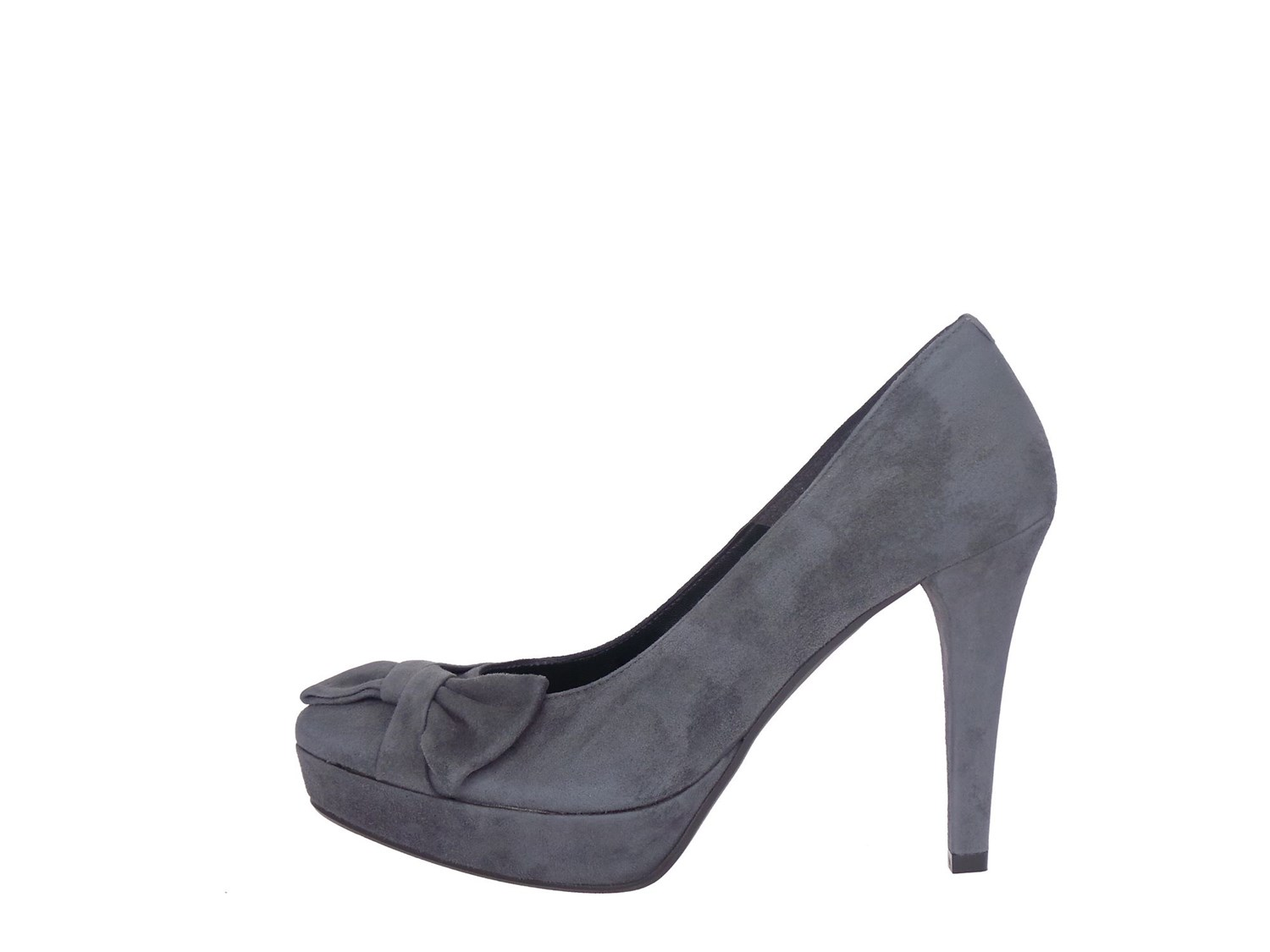 Silvana 4025 Grey Shoes Women Heels'