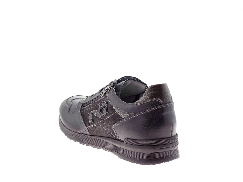 Giardini Nero A604331u Autunnoinverno 40 eBay Uomo Antracite Sneakers 4TPgff