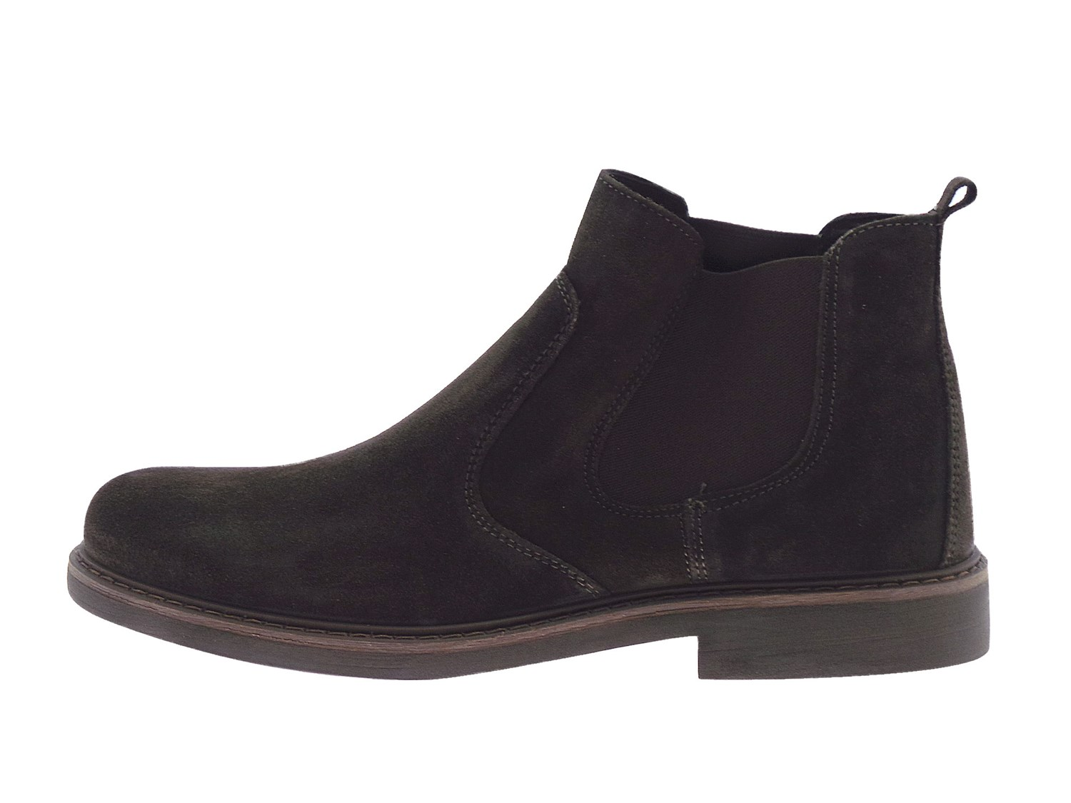 Igi&co 6660600 Coffee' Shoes Man Boots