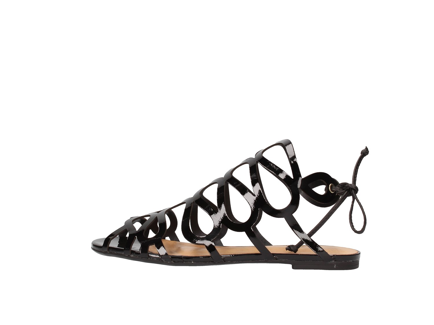 Vicenza 122047 Senegal Black Shoes Women Sandal
