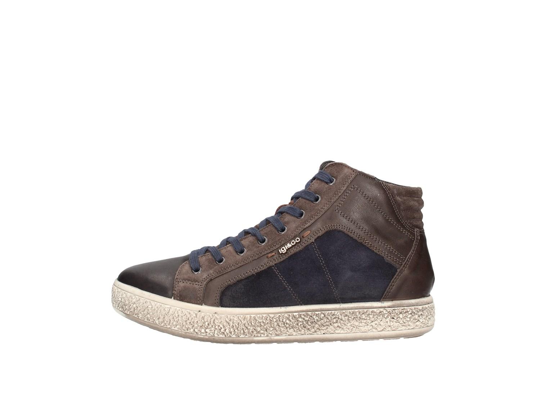 Igi&Co 8722 Sneakers Uomo BLU 45 Descuentos En Compras En Línea uqS3zdYV