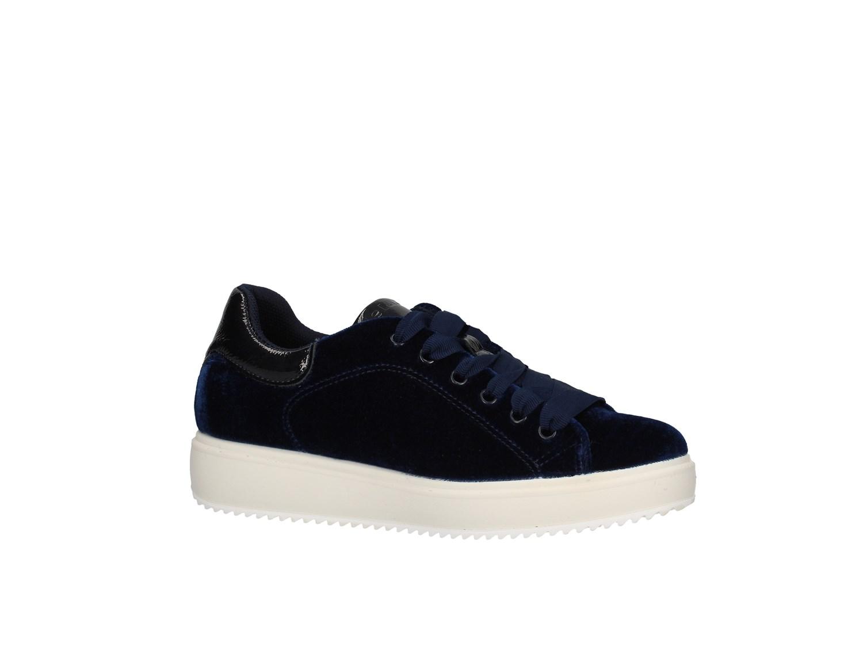 Sneakers Damenschuhe Igi&co 8770200 Autunno inverno Blu 36       a5a509