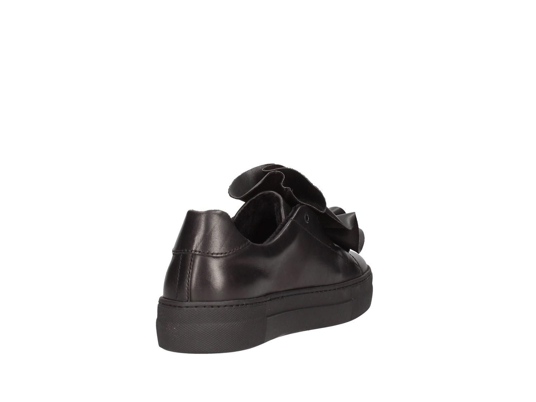 Invierno Frau Mujer Zapatillas Negro 40p4 Otoño wxOZqXn8Or
