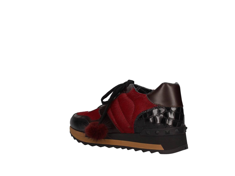 Sneakers t Triver 198 Autunno moro Nero bordò Donna 05e Flight inverno qqOwZ0I6