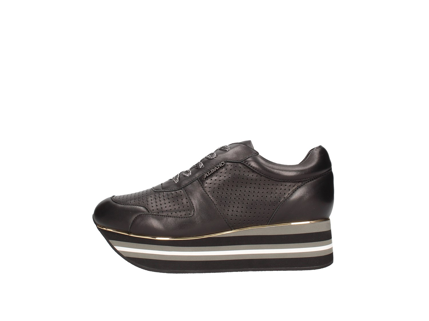 Albano 8164 Black Shoes Women Sneakers 20826840d9f1