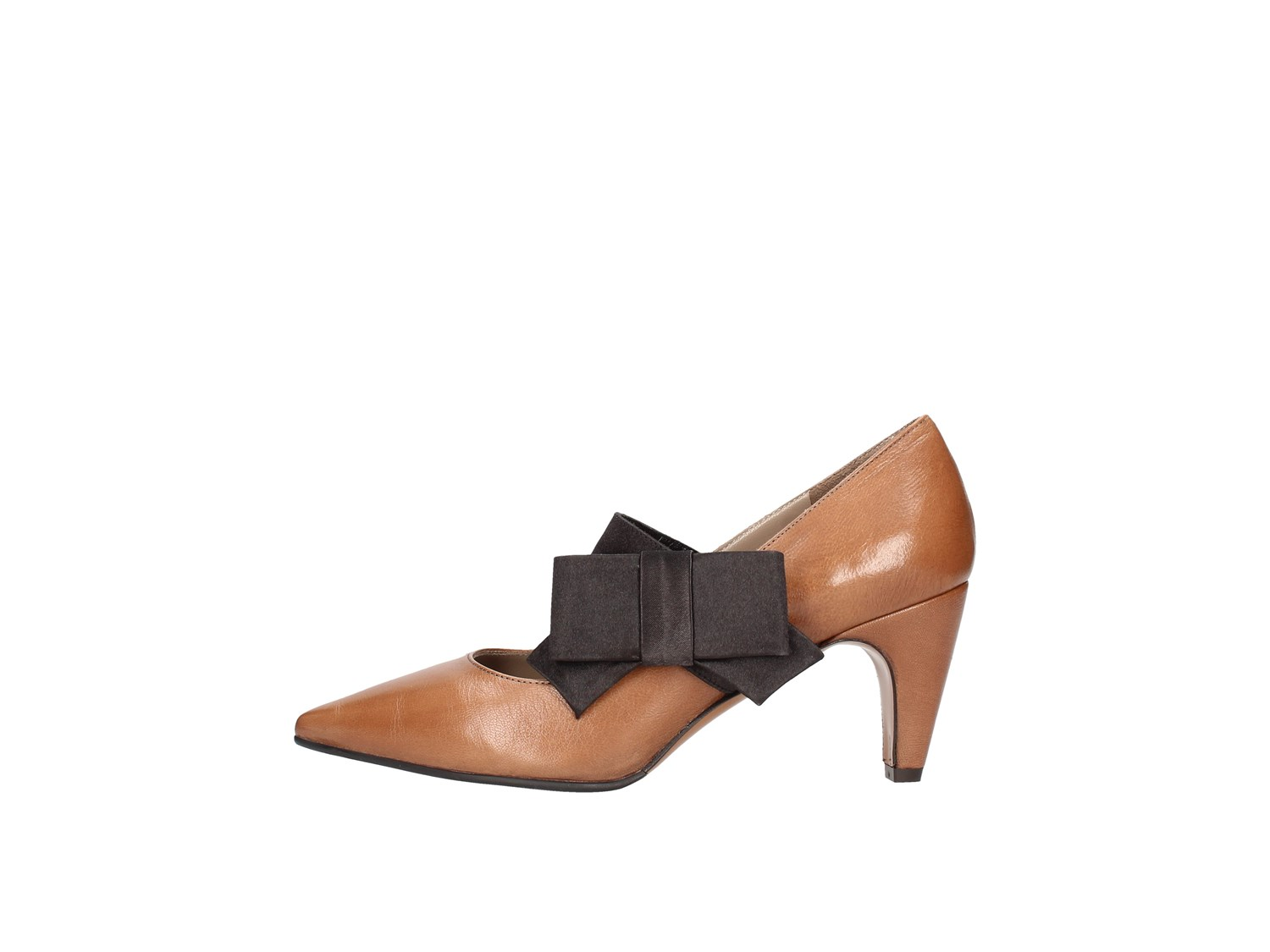Silvia Rossini 3500 Leather Shoes Women Heels'