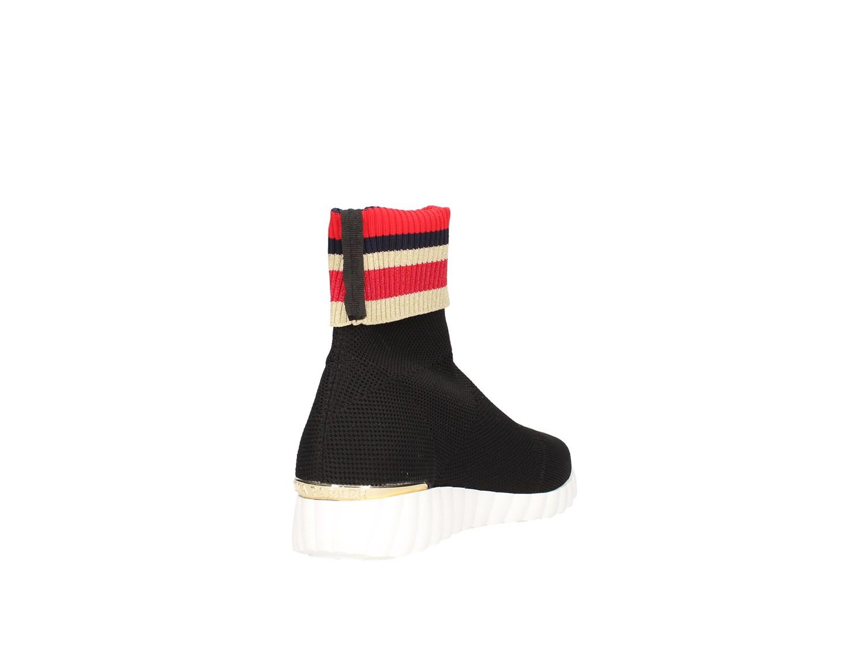 Donna Autunno Nero Uma 190218fb Parker inverno Sneakers ITq7x0w