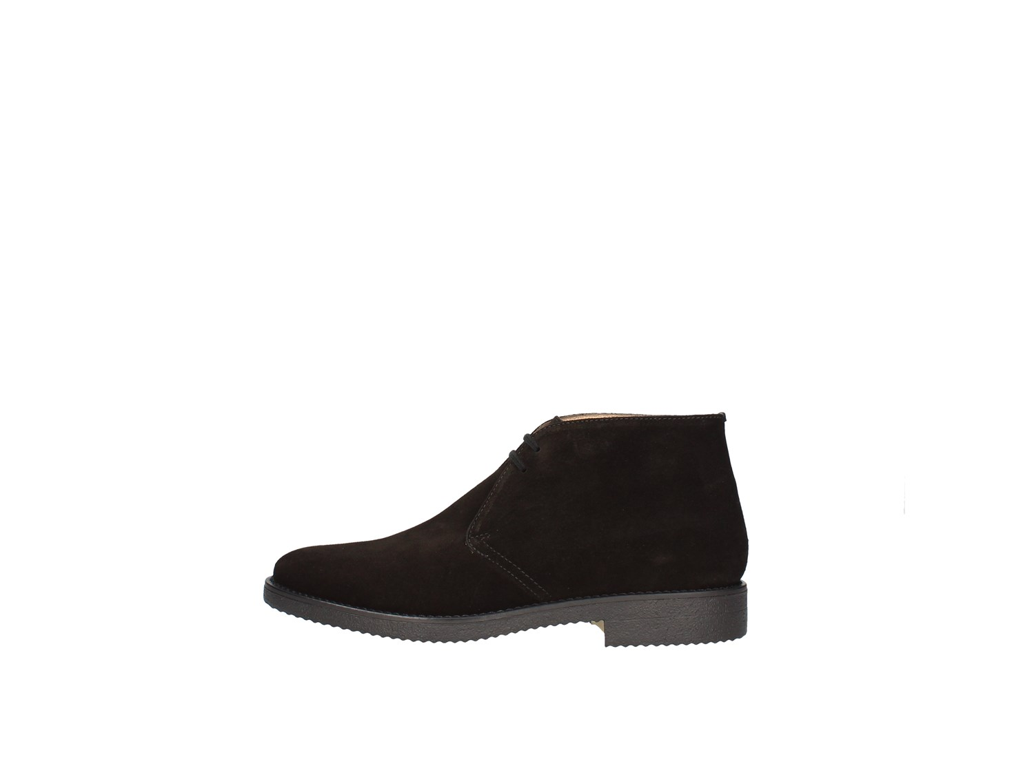 Soldini 17671-v-u46 Black Shoes Man ankle