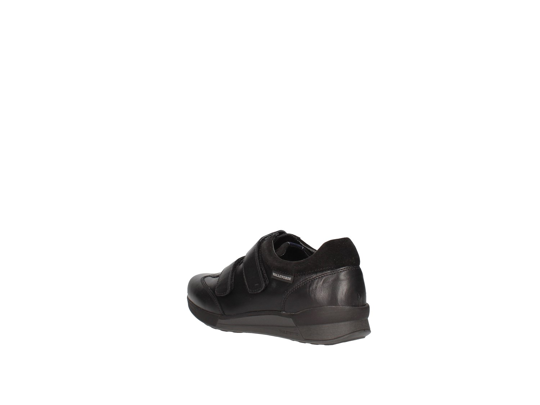 Sneakers 20804 Valleverde Autunno Uomo inverno Nero BgCwP