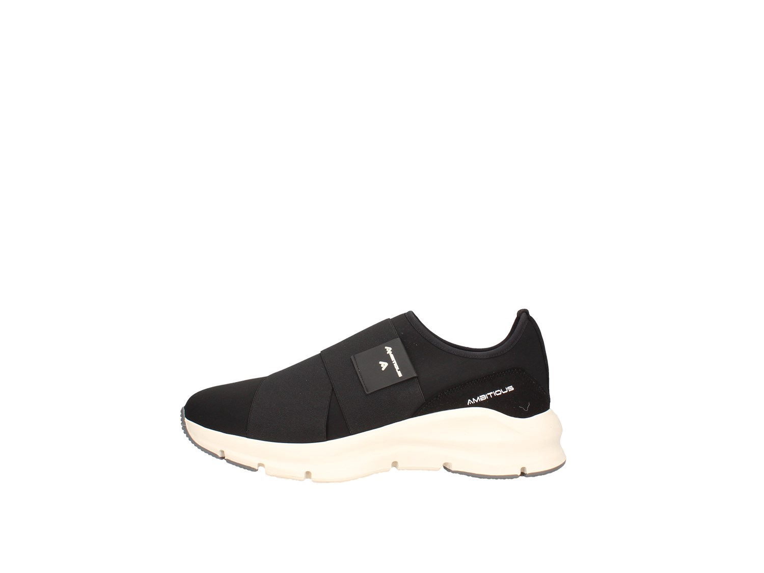Ambitious 8383 Black Shoes Man Sneakers