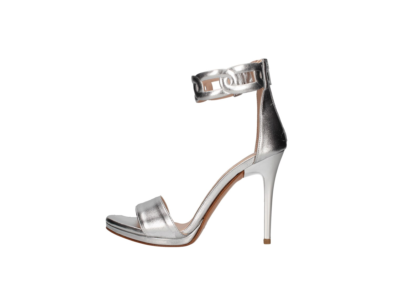 Bailly 947 Silver Shoes Women Sandal