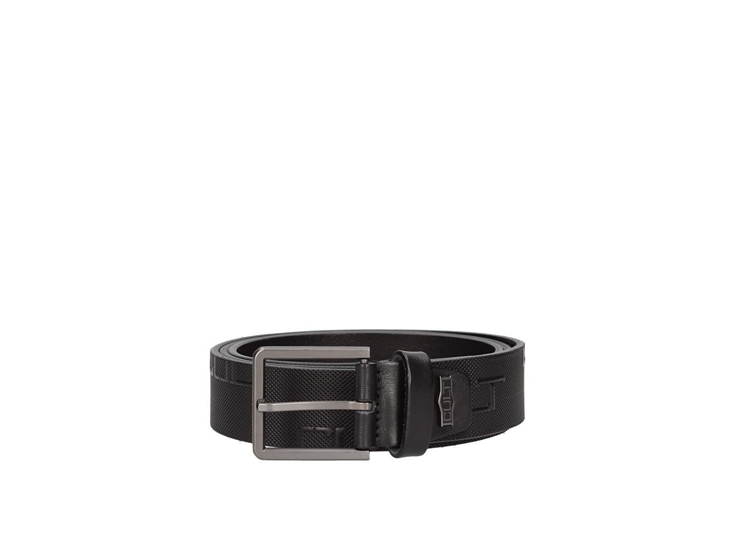 Cult 1001 Black Accessories Man Belt