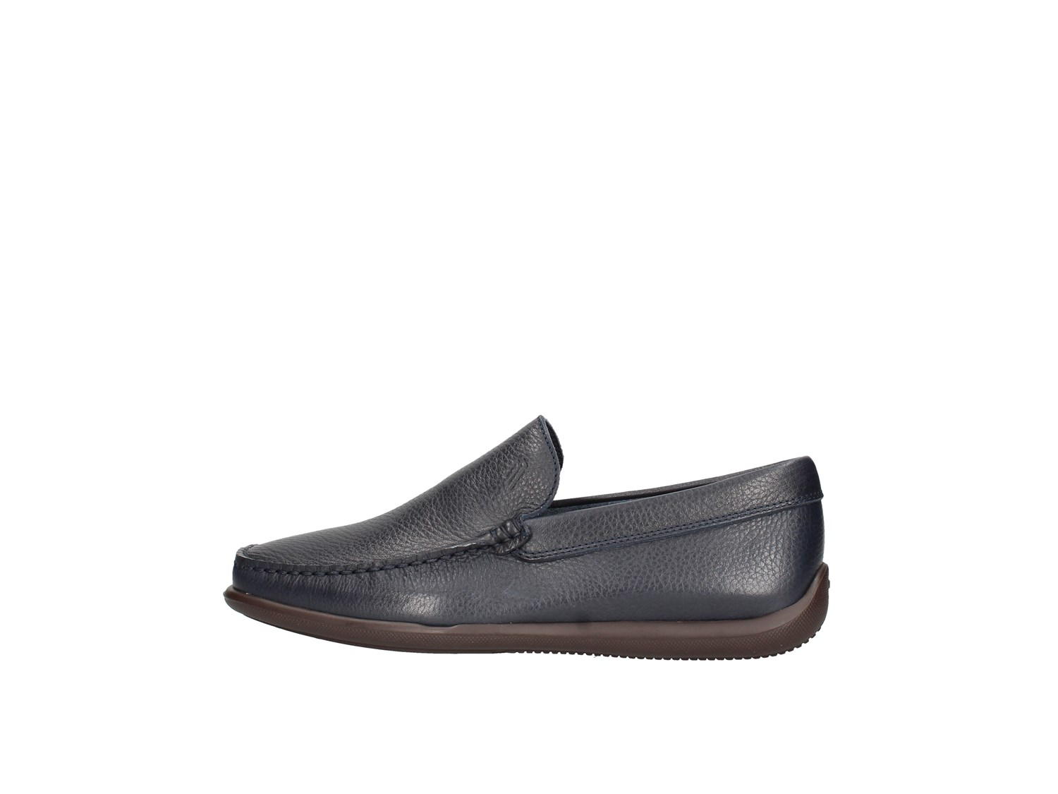 Frau 1484 Blue Shoes Man Moccasin