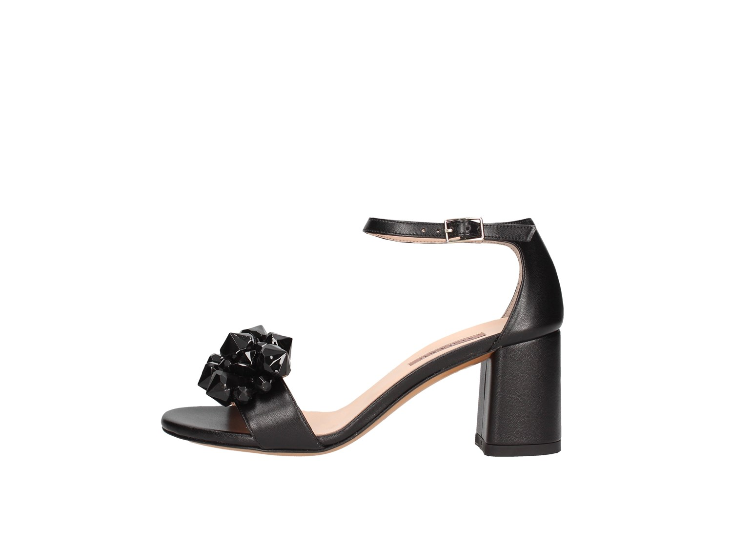 Albano 4016 Black Shoes Women Sandal