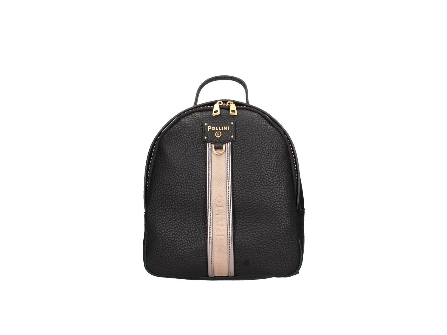 Pollini Sc4535pp1asg100a Black Accessories Women Backpack