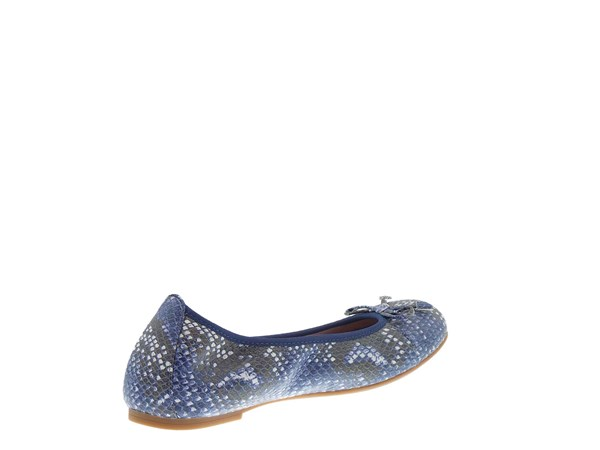 Unisa Acor Blue Shoes Women Ballerina