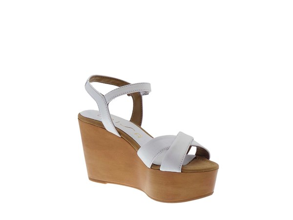Unisa Rena White Shoes Women Sandal