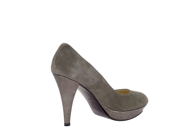 Green Kelly 58 Grey Shoes Women Heels'