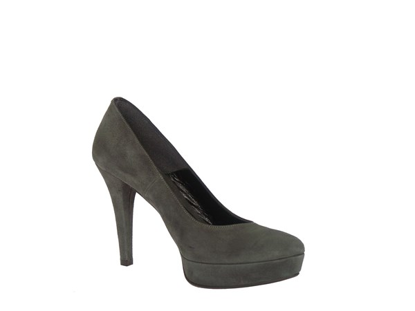 Silvana 4021 Grey Shoes Women Heels'