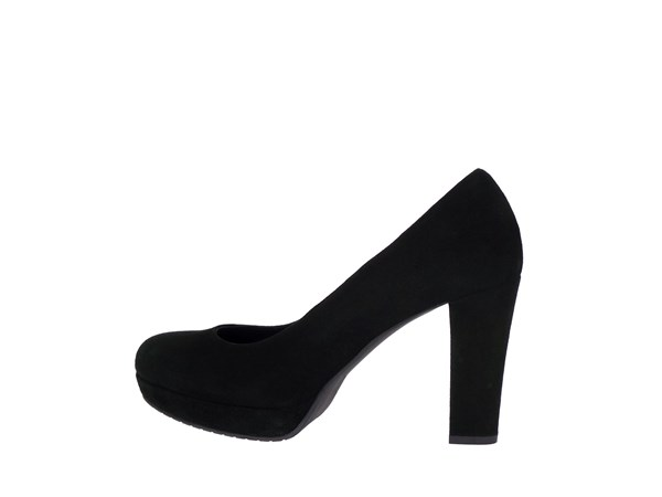 Silvana 4341 Black Shoes Women Heels'