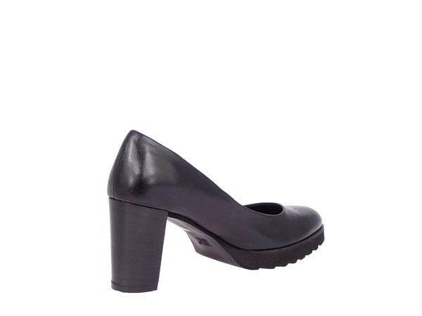 Paola Ghia 5346 Black Shoes Women Heels'