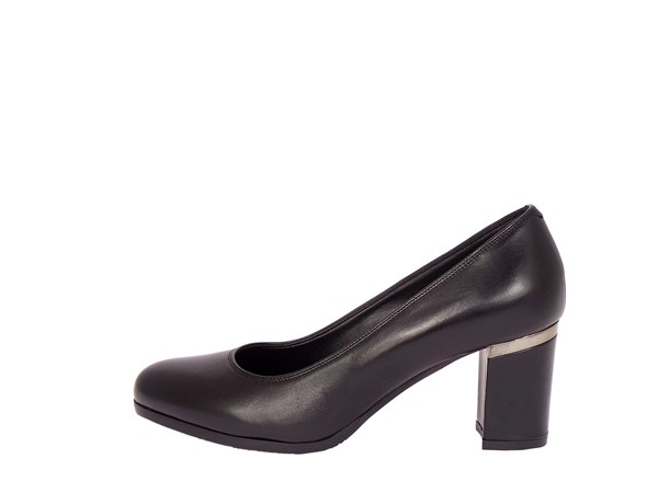 Cruz 439 Black Shoes Women Heels'