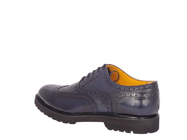 J.b.willis Dr12 Blue Shoes Man Francesina