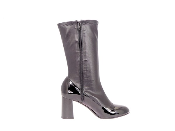 Frau 92v7 Black Shoes Women Boot
