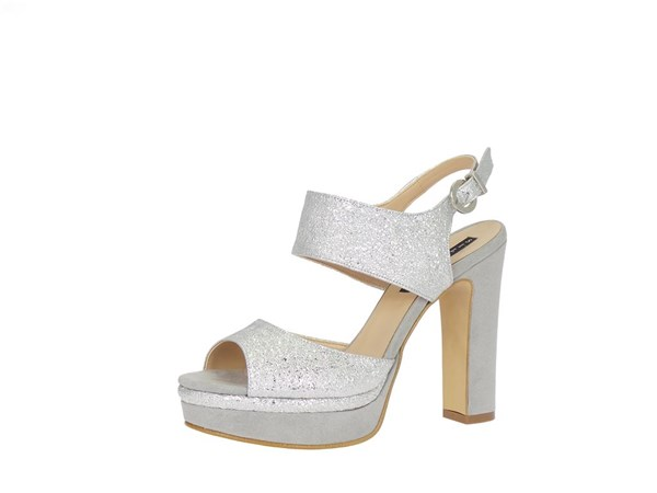 Silvana 769 Silver Shoes Women Sandal