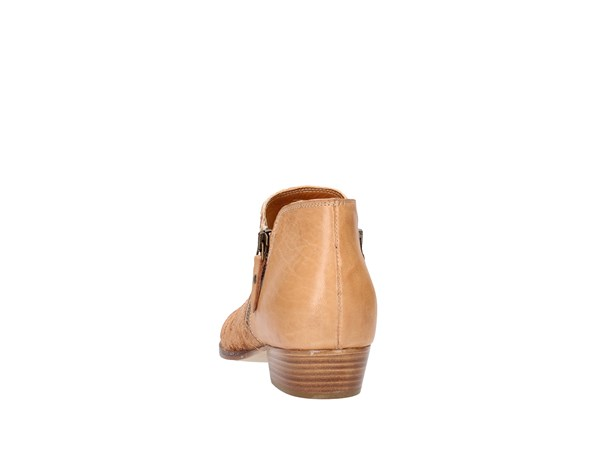 Francesco Minichino 1366 Leather Shoes Women Tronchetto