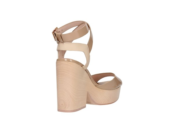 The Seller S5411 Nude Shoes Women Sandal