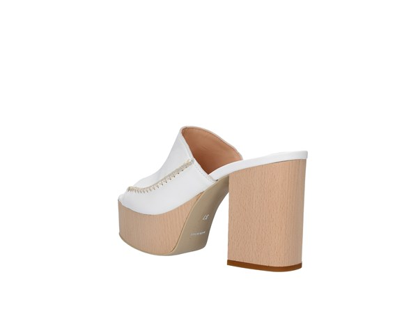 Emporio Di Parma 824 White Shoes Women ousted