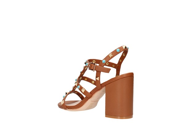The Seller S5400 Leather Shoes Women Sandal