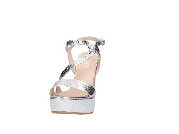 Martina B 0250sandy Silver Shoes Women Sandal
