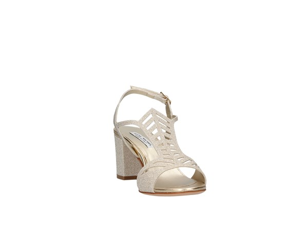 Louis Michel 3081 Platinum Shoes Women Elegant sandal