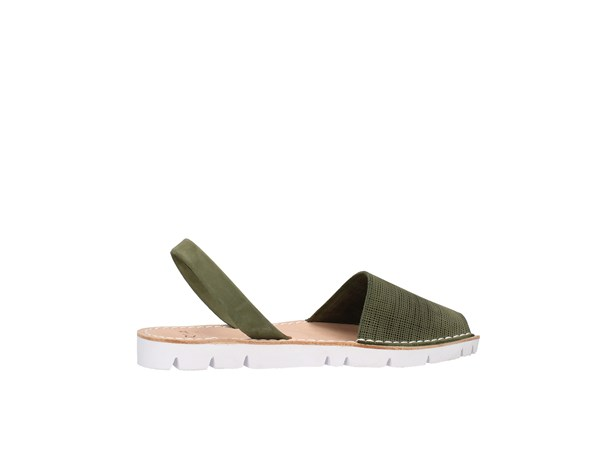 Ria Menorca 27092 Green Shoes Man Sandal