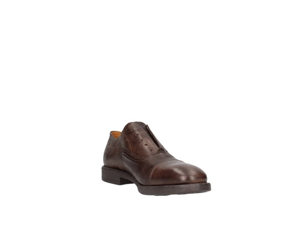 Soldini 19944-o-u63 T Moro Shoes Man Francesina