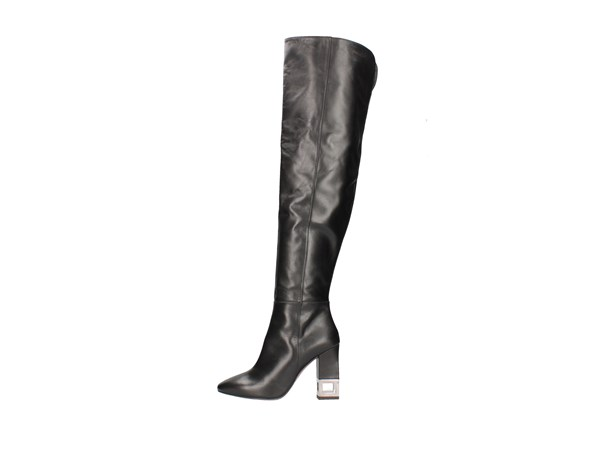 Albano 7186 Black Shoes Women Boot