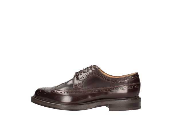 Soldini 13208-l-091 T Moro Shoes Man Francesina