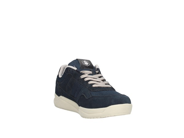 Lumberjack Sm44005-002 Blue Shoes Man Sneakers