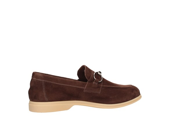 Soldini 20433-a-v49 T Moro Shoes Man Moccasin