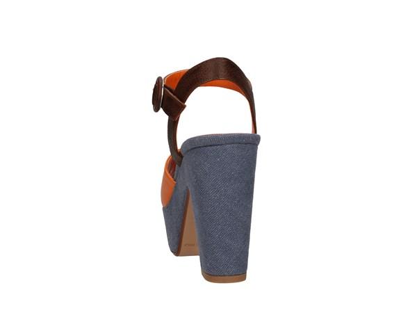 Shoes Rossini Silvia Sandal 1920 Women Orange brown IT44zx