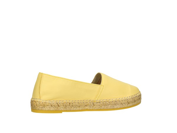 Vidorreta 2110 Yellow Shoes Women Espadrilles