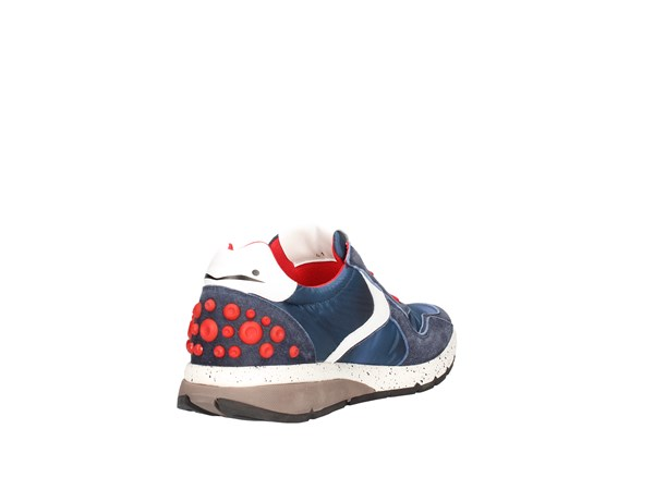 Voile Blanche New Lenny Power 9106 Blue White Red Shoes Man Sneakers