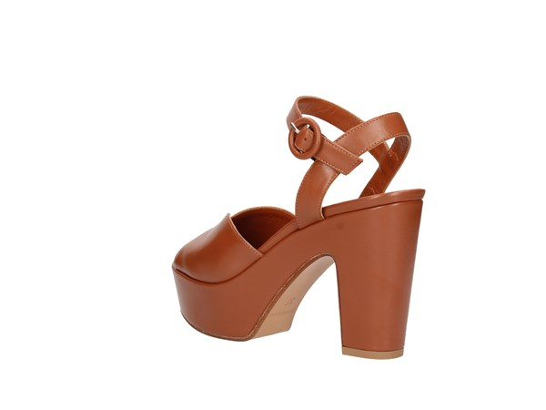 Silvia Rossini 1920p Leather Shoes Women Sandal