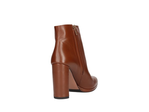 Albano 8096 Women Leather Bootie Shoes TBqUwTard