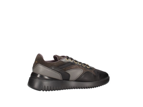 Ambitious 8880 Black / Gray Shoes Man Sneakers