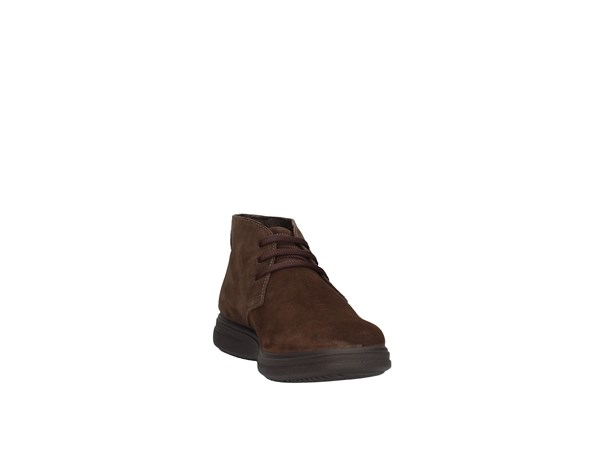Igi&co 2117233 Dark Brown Shoes Man Shoes With Laces
