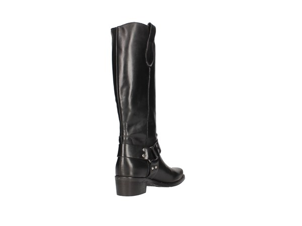 Zoe 0044 Black Shoes Women Boot